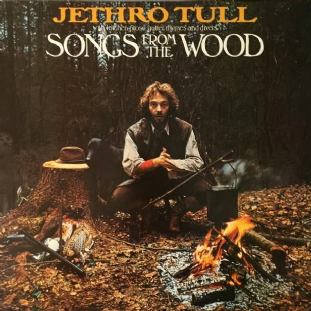 Jethro Tull ‎- Songs From The Wood (LP) (VG+/VG)
